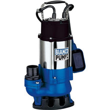 Load image into Gallery viewer, BIA-B75VAS2 - PUMP SUBMERSIBLEDIRTY WATER WITH FLOAT 300L/MIN 12M 750W 240V