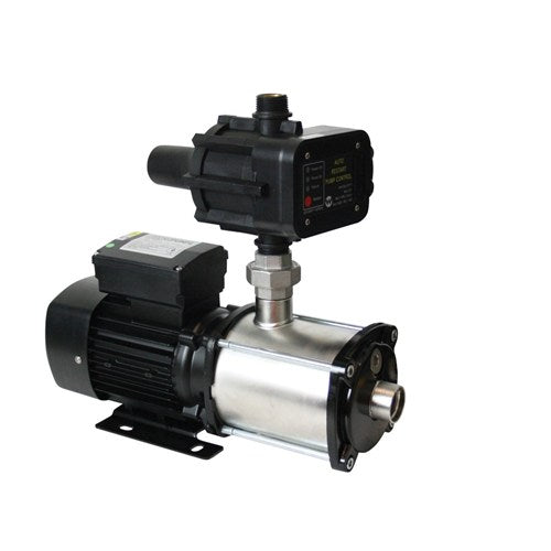 BIA-BHM5-6MPCX - PUMP SURFACE MOUNTED CLEAN WATER WITH AUTO PUMP CONTROL 105L/MIN 56M 1.3kW