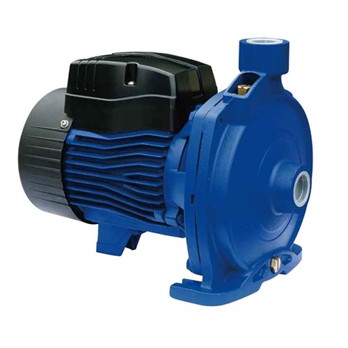 BIA-FCT150M CAST IRON TWIN STAGE CENTRIFUGAL PUMP CLEAN WATER 160L/MIN 57.5M 1500W 240V