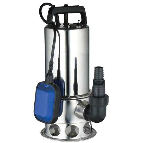 BIA-Q550B - PUMP SUBMERSIBLE DIRTY WATER WITH FLOAT 160L/MIN 7M 550W 240V