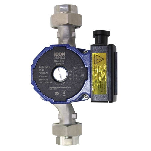 BIA-iCIRC150 - BIANCO iCON iCIRC HOT WATER CIRCULATING PUMP