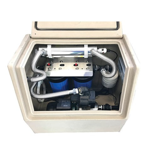 BIA-iJINOX132BOX - DAB ELITE Pump Box Package + JINOX132