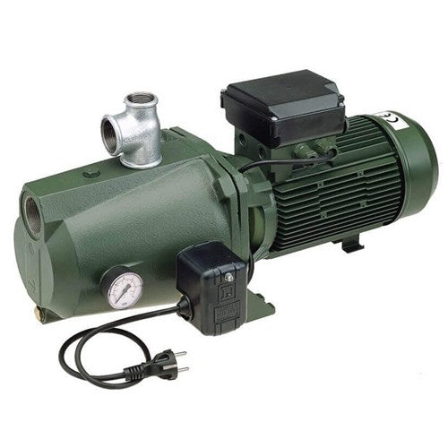 DAB-300MP - PUMP SURFACE MOUNTED CAST IRON WITH PRESSURE SWITCH 175L/MIN 51M 2.2KW 240V