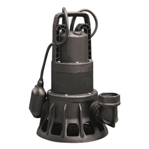 DAB-BVP750MA - PUMP SUBMERSIBLE WITH FLEXIBLE FLOAT 400L/MIN 11.4M 0.75KW 240V