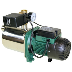 DAB-EUROINOX40/50MP - PUMP SURFACE MOUNTED MULTISTAGE WITH PRESSURE SWITCH 80L/MIN 57.7M 0