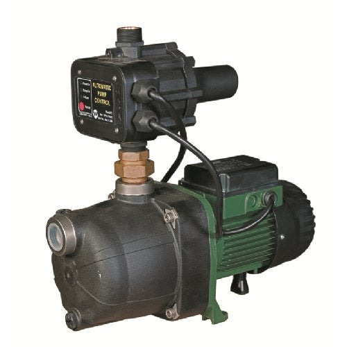 DAB-JETCOM102MPCX - PUMP SURFACE MOUNT JET WITH BUILT IN AUTO CONTROL 60L/MIN 53.8M 0.75K