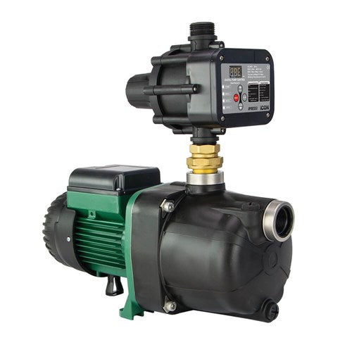 DAB-JETCOM82MPCI - PUMP SURFACE MOUNTED JET WITH BUILT IN AUTOMATIC CONTROL 60L/MIN 47M