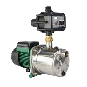 DAB-JINOX102MPCI - PUMP SURFACE MOUNTED JET WITH BUILT IN AUTOMATIC CONTROL 60L/MIN 53M