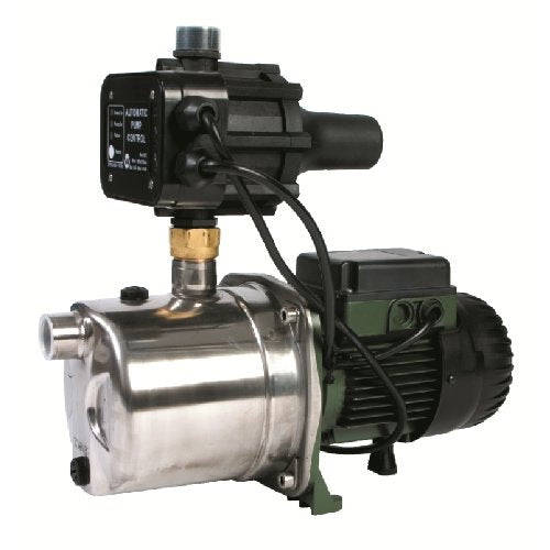 DAB-JINOX132MPCX - PUMP SURFACE MOUNTED JET WITH BUILT IN AUTOMATIC CONTROL 80L/MIN 48M 1
