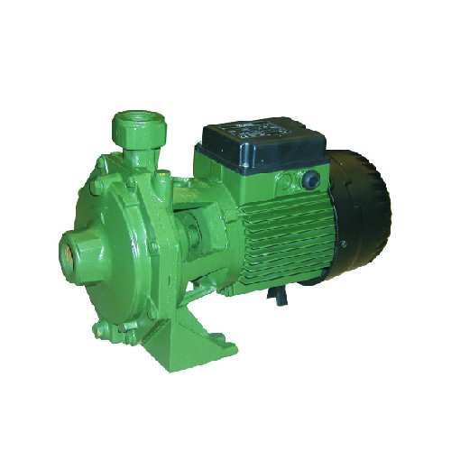 DAB-K55-50M - PUMP SURFACE MOUNTED CENTRIFUGAL TWIN IMPELLER 110L/MIN 62M 1.85KW 240V