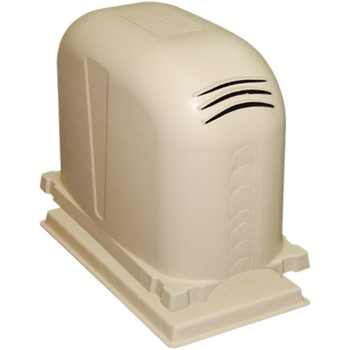 WHI-PROMOPUMPCOVER - PUMP COVER BEIGE