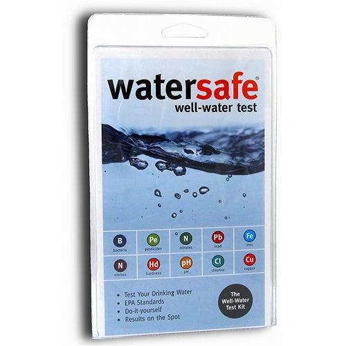 Watersafe® Well Water Test Kit