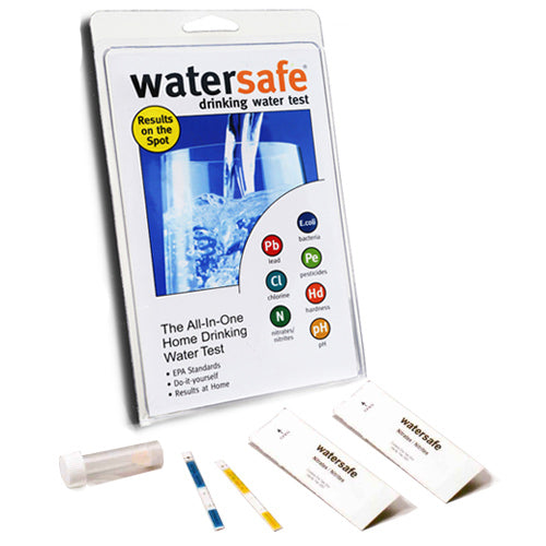 Watersafe City Water Test Kit