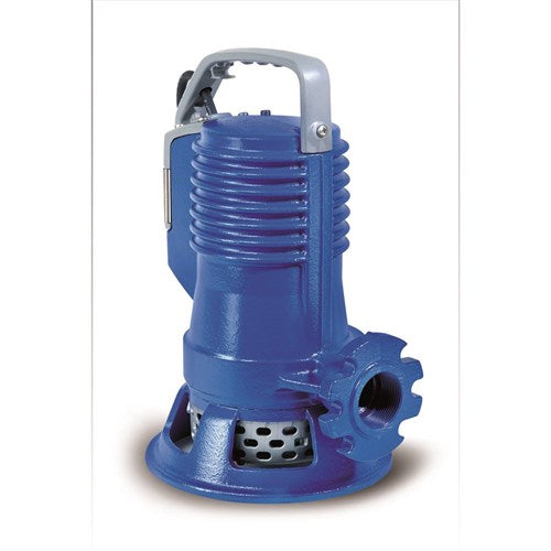 ZEN-APBLUEP150/2/G40HMEX - PUMP SUB IECEX SLIGHTLY DIRTY WATER HIGH HEAD 360L/M 20.9M 1.1K