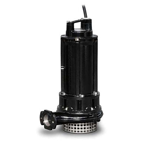 ZEN-APP750/2/G50HT - PUMP SUBMERSIBLE CLEAR WASTE WATER INDUSTRIAL 660L/M 52M 7.2KW 415V