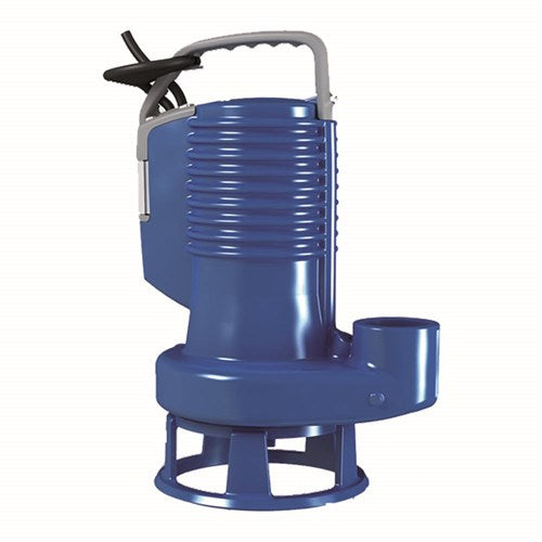 ZEN-DGBLUEP200/2/G50VMEX - PUMP SUBMERSIBLE IECEX DIRTY WATER INDUSTRIAL 690L/M 15.3M 1.5K