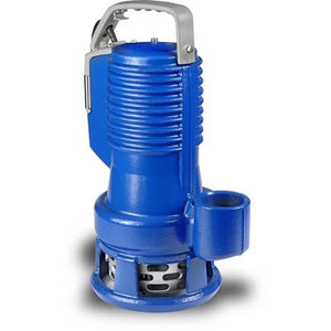 ZEN-DRBLUEP150/2/G50VMEX - PUMP SUBMERSIBLE IECEX SLIGHTLY DIRTY WATER INDUTRIAL 600L/M 14