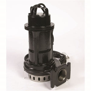 ZEN-DRE200/2/G50HTSIC - PUMP SUBMERSIBLE SLIGHTLY DIRTY WATER DOMESTIC 720L/M 18.1M 1.5KW