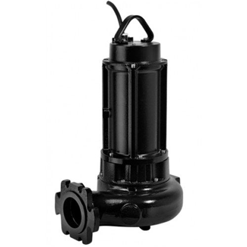 ZEN-MAN400/2/80TEX - PUMP SUBMERSIBLE IECEX DIRTY WATER INDUSTRIAL 1260L/M 21M 3KW 415V