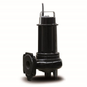 ZEN-SME200/2/2-80HT - PUMP SUBMERSIBLE DIRTY WATER INDUSTRIAL 960L/M 16.8M 1.5KW 415V