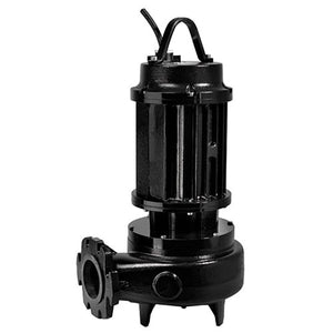 ZEN-SMP1000/4/100T - PUMP SUBMERSIBLE DIRTY WATER INDUSTRIAL 4500L/M 24M 8.9KW 415V