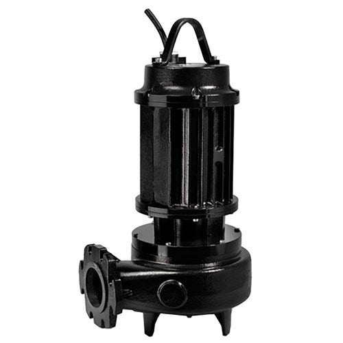 ZEN-SMP1500/4/150T - PUMP SUBMERSIBLE DIRTY WATER INDUSTRIAL 7800L/M 26M 14.2KW 415V