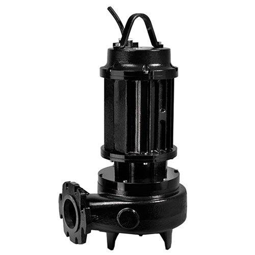 ZEN-SMP400/4/100T - PUMP SUBMERSIBLE DIRTY WATER INDUSTRIAL 3420L/M 14M 3KW 415V