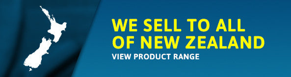 We Sell to all of New Zealand