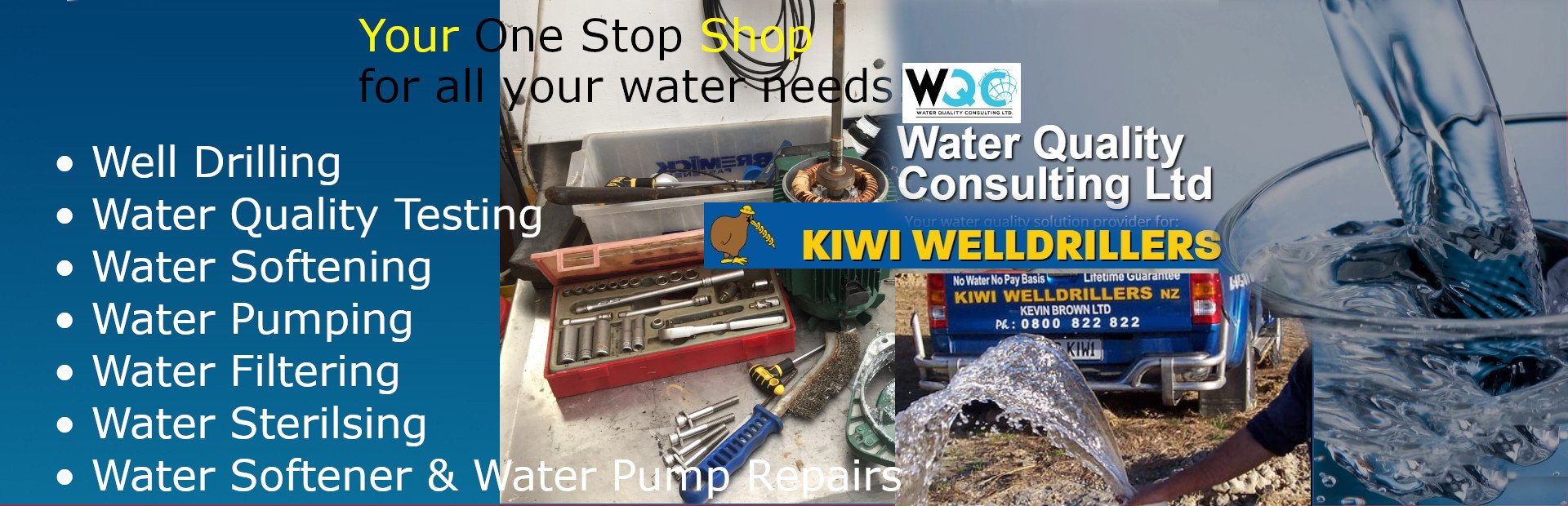 Water Pump Shop