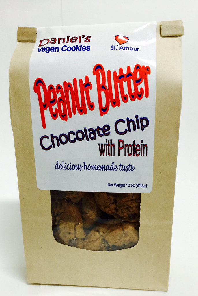 To die for ....with protein and extra chocolate chips