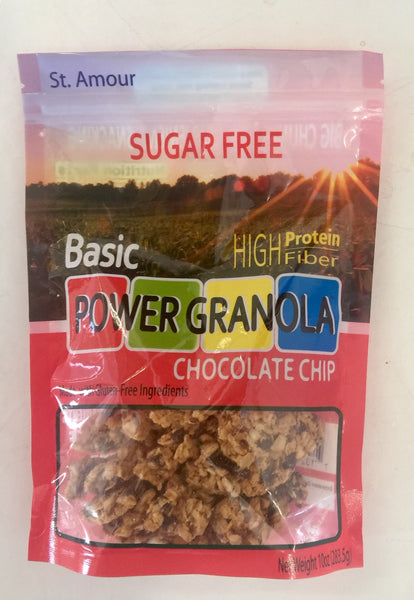 Power Granola - Image Original