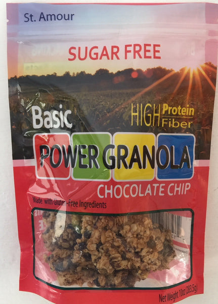Power Granola - Original - Rice Protein