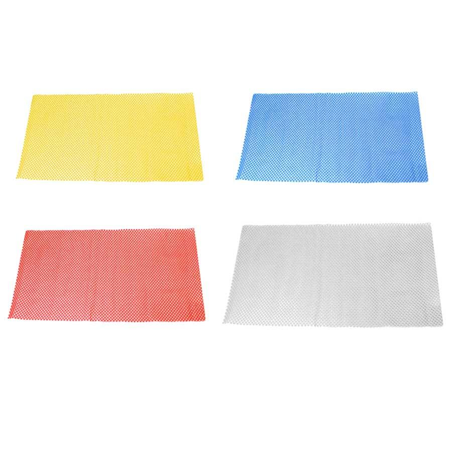 PVC Anti Skid Slip Water Resistance Mat Assorted Colours 38cm x 92cm 0267 (Parcel Rate)