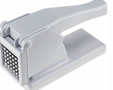 Load image into Gallery viewer, Potato Chipper Vegetable Cutter Slicer With Interchangeable Blades 0671 (Parcel Rate)