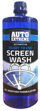 1 Litre Auto Extreme Screen Wash Ready To Use 1033 (Parcel Rate)