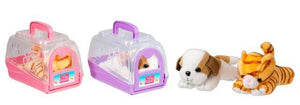 Childrens Playhouse Pet Carry Box Vets Visit With Stuffed Animal 1373759 (Parcel Rate)