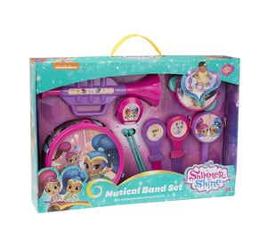 Children's Musical Band Set Shimmer & Shine Party Play Set 1384078 (Parcel Rate)