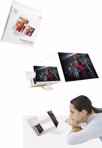 Mobile Phone 3D Video Screen Folding Enlarged Screen Magnifier Watch Movies 3483 (Parcel Rate)