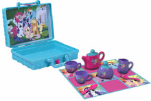 Load image into Gallery viewer, My Little Pony Children Kids Kitchen Play Tea Party Hamper Toy Playset 3061 (Parcel Rate)