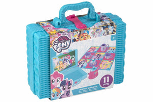My Little Pony Children Kids Kitchen Play Tea Party Hamper Toy Playset 3061 (Parcel Rate)