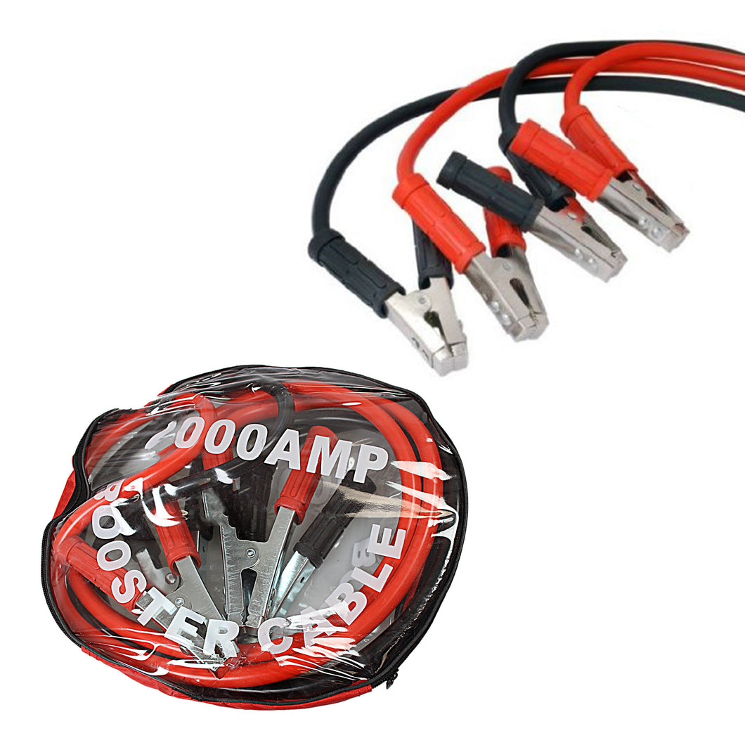1000Amp Jump / Booster Leads Car Diy 2133 (Parcel Rate)