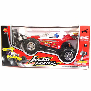 27MHZ Immortal Fighter Super RADIO CONTROL RC Rush  1273 (Parcel Rate)