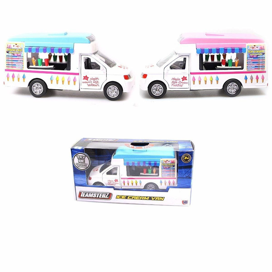 Teamsterz ICE CREAM VAN TRUCK Toy   4331 (Large Letter Rate)