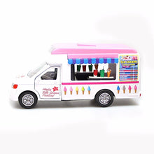 Load image into Gallery viewer, Teamsterz ICE CREAM VAN TRUCK Toy   4331 (Large Letter Rate)