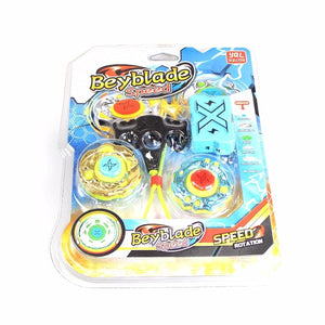 Beyblade Speed Rotation Set Attacking Loop & Shield Toy 4420 (Large Letter Rate)