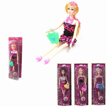 Load image into Gallery viewer, Girls Razzle Dazzle GLAMOUR GIRL DOLL -Fashion Doll, Imaginitive Play Doll Gift   0021 (Parcel Rate)