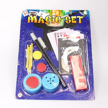 Load image into Gallery viewer, Children's Girls Boys Magicians Magic Playing Full Set