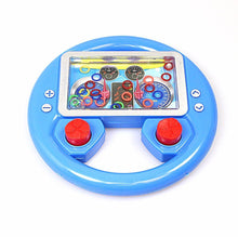 Load image into Gallery viewer, Kids Water Steering Toy Ring Toss Water Game Travel Learning Fun Toy Game 4418 (Parcel Rate)
