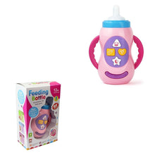 Load image into Gallery viewer, Feeding Bottle Toy Light & Sound Touch & Feel Musical Developing Sense 12m + 4554 (Parcel Rate)