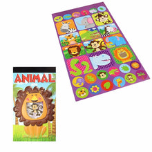 Load image into Gallery viewer, ANIMALS STICKER BOOK   37118 (Parcel Rate)